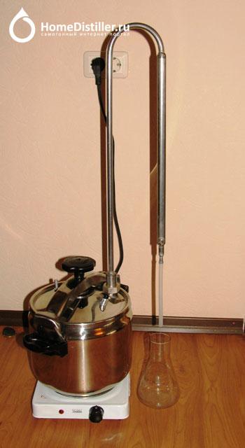фото самогонного аппарата ХД 4