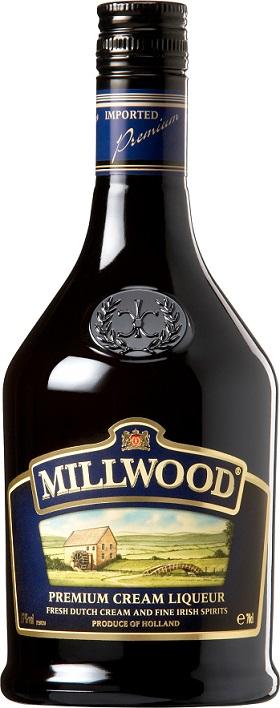фото бутылки ликера милвуд