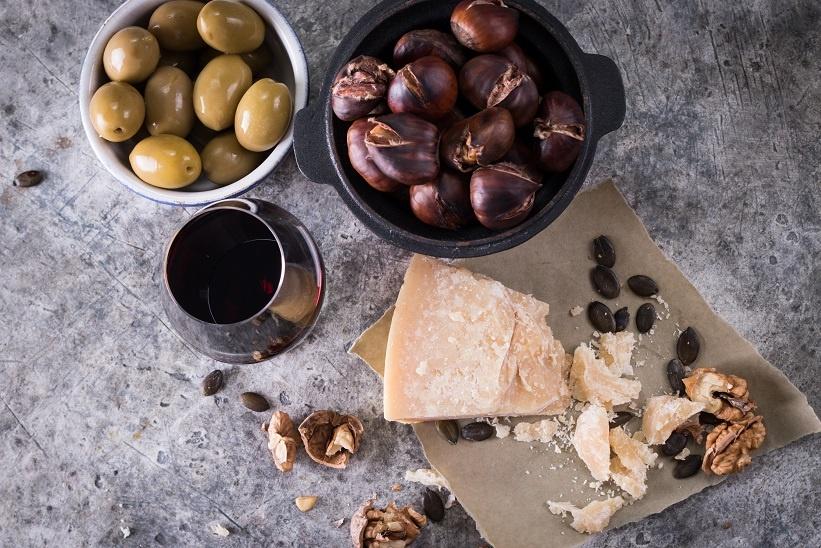 фото чем закусывать вино Новелло