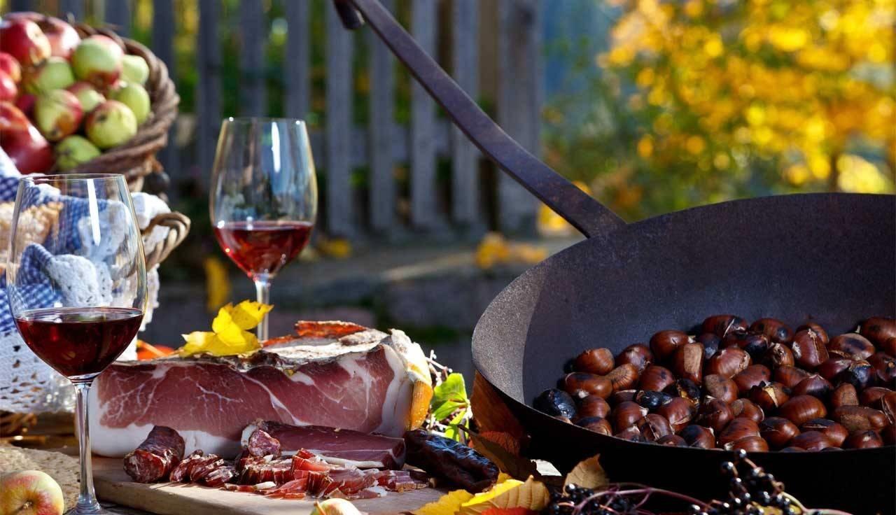 как правильно и чем закусывать вино Новелло