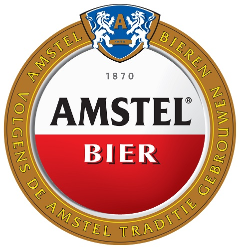 фото эмблемы пива амстел