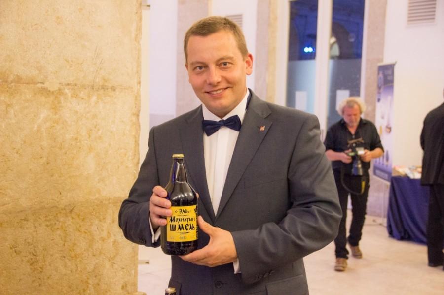 фото Михаила Ершова создателя пива Мохнатый шмель