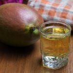 фото настойки манго на водке