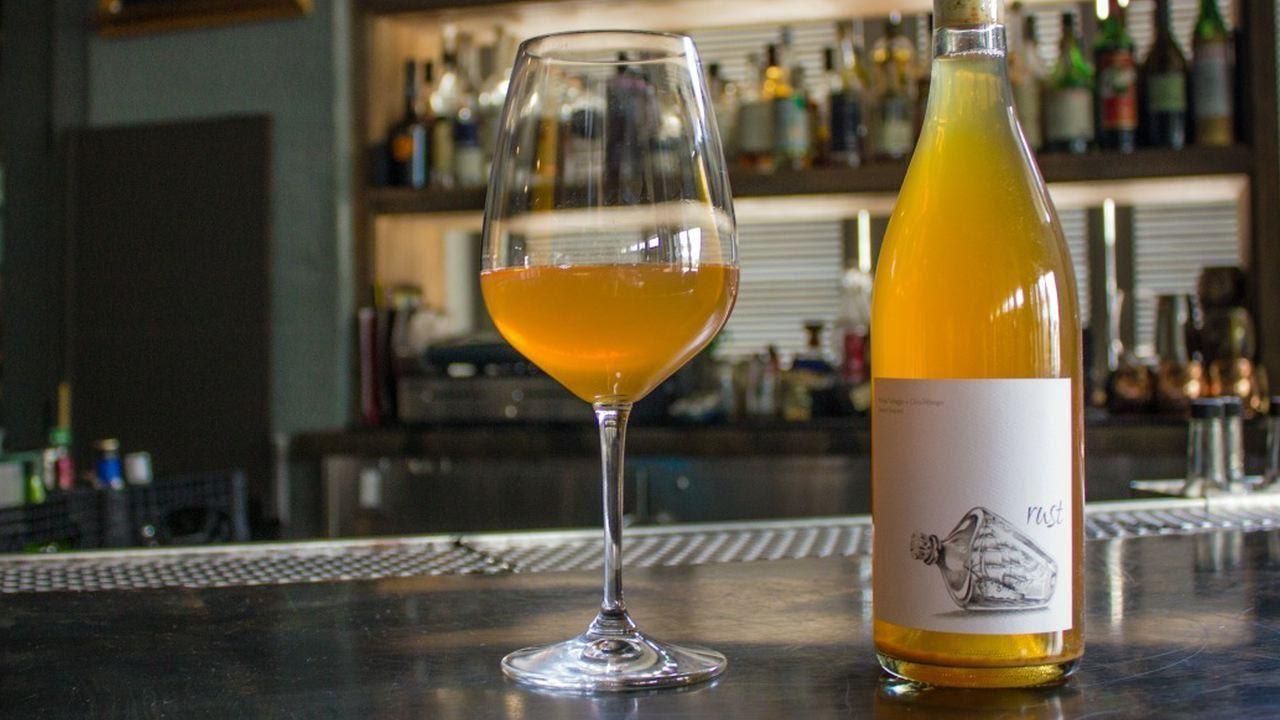 описание оранжевого вина из винограда