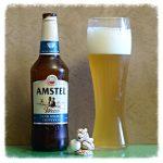 фото пива амстел в бокале