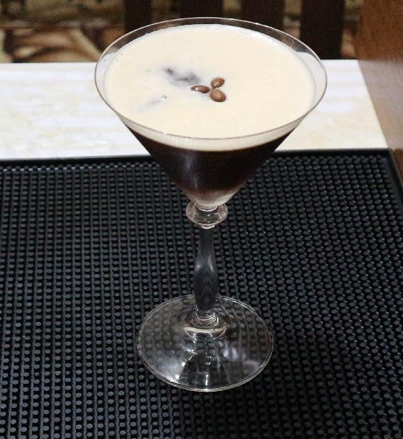 фото коктейля Эспрессо Мартини