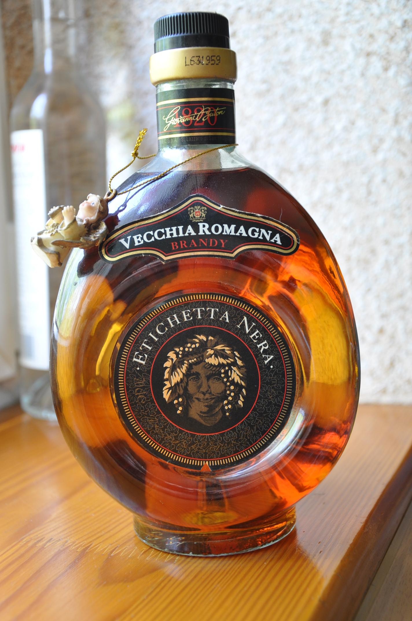 фото марки Vecchia Romagna