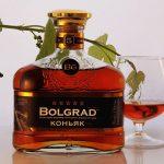 фото бутылки коньяка Болград