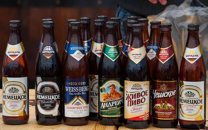 виды пива бочкари
