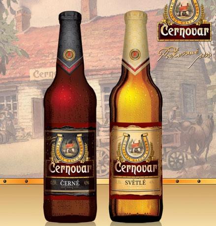 фото пива черновар в бутылке