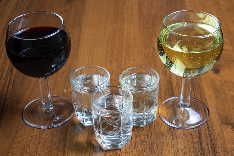 фото вина с водкой