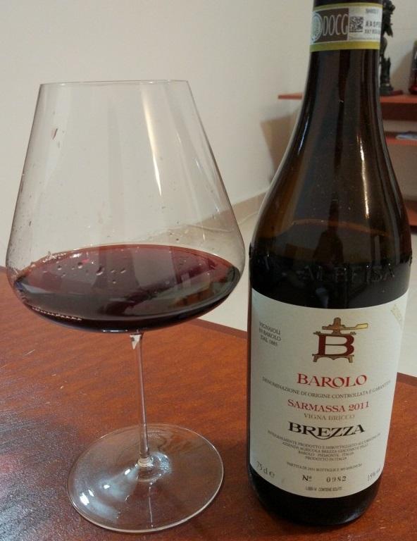 фото как правильно пить вино Бароло