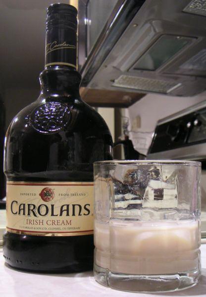 фото как правильно пить Кэроланс