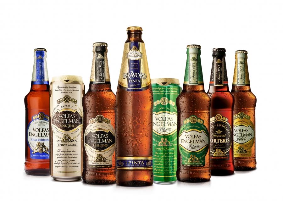 литовское пиво volfas engelman фото