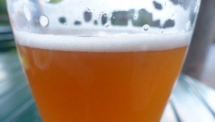 фото пива из пшеницы, сделанного в домашних условиях