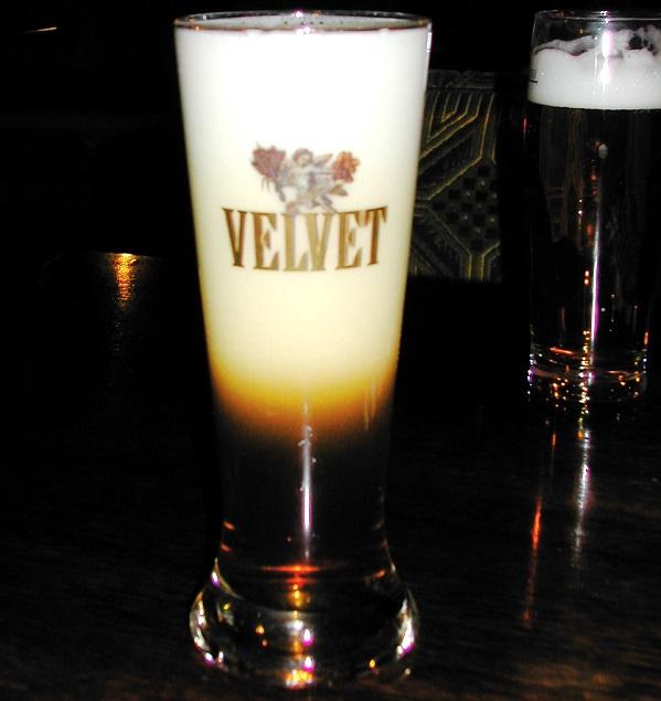 фото пива вельвет