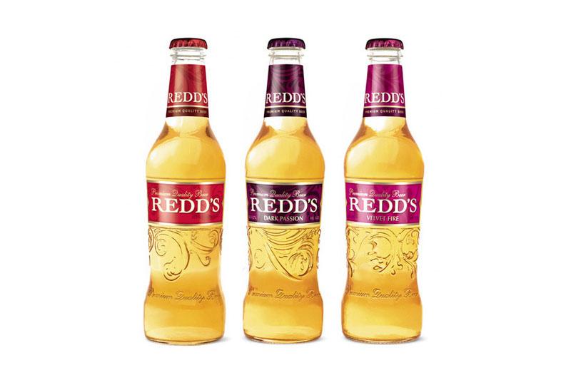 виды напитка Реддс