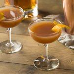 алкогольный коктейль Кровь и песок