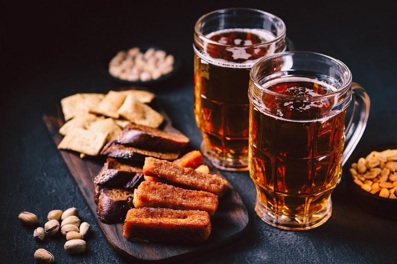 чем закусывать литовское пиво