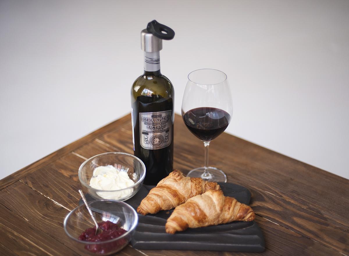фото крымского вина Бастардо