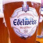 фото пива эдельвейс в бокале