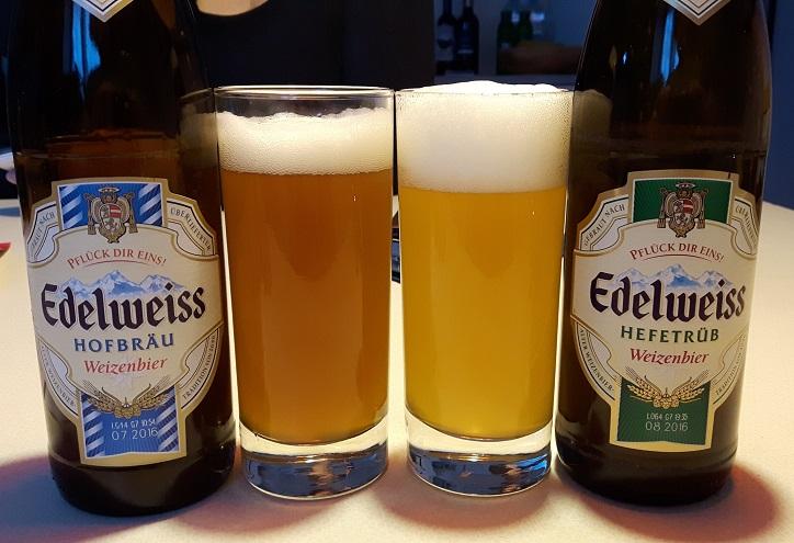 фото пива эдельвейс
