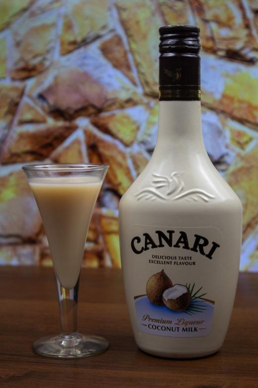фото как правильно пить ликер канари
