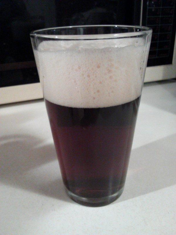фото цвета черного пива шварцбир