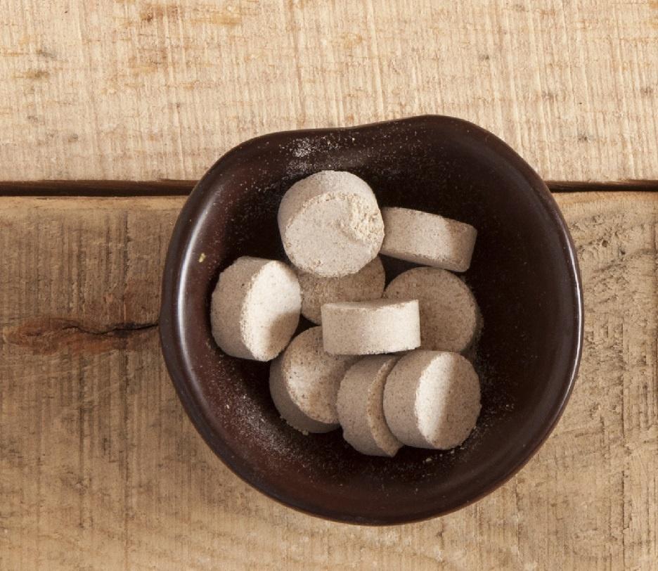 ирландский мох в таблетках