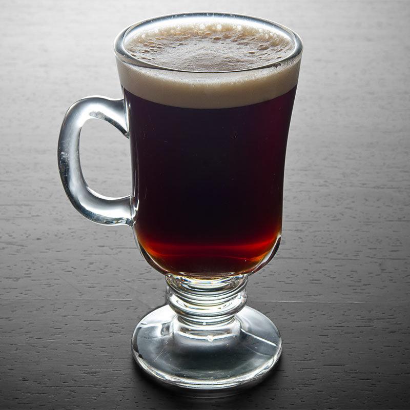 фото кофе по-ирландски, сделанный в домашних условиях
