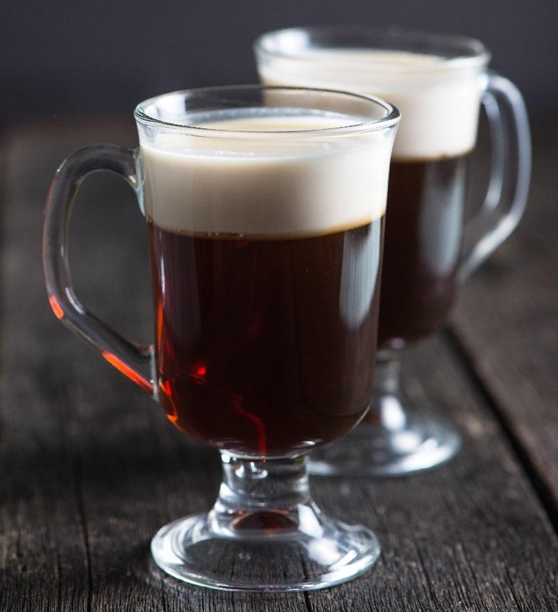 коктейль Irish coffee фото