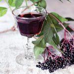 фото настойки из ягод черной бузины