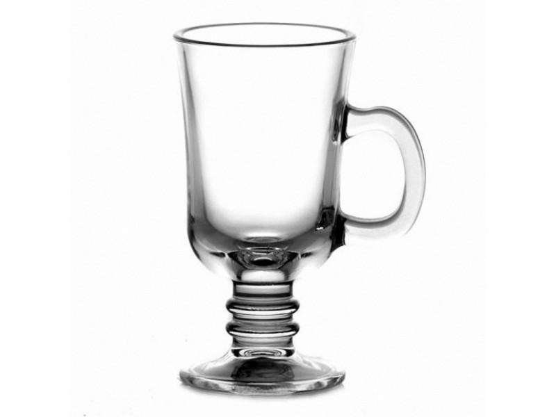 фото правильного бокала для ирландского кофе