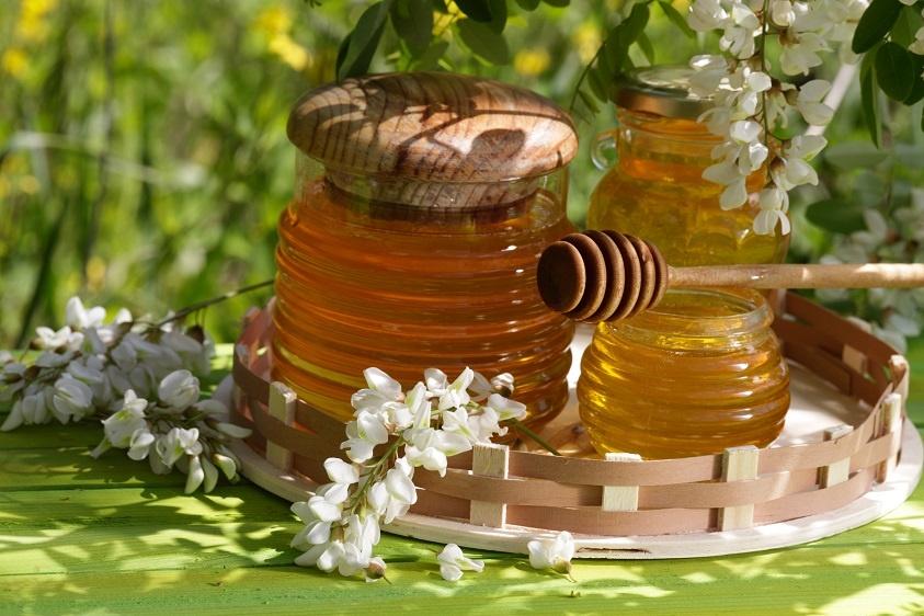 акациевый мед в вине вместо сахара