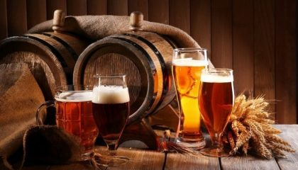 фото драфтового пива