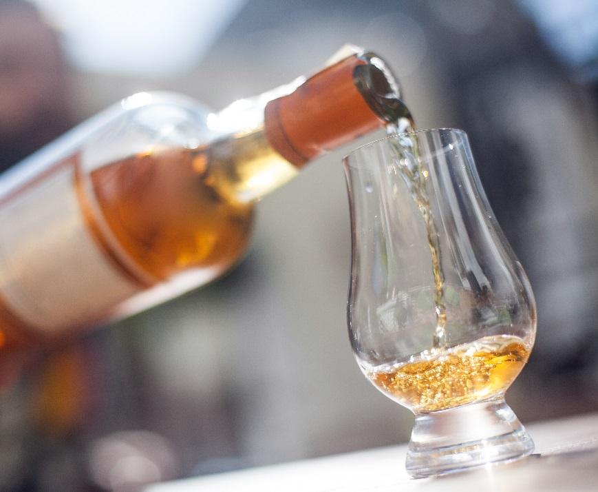 фото гленкерна бокала для виски