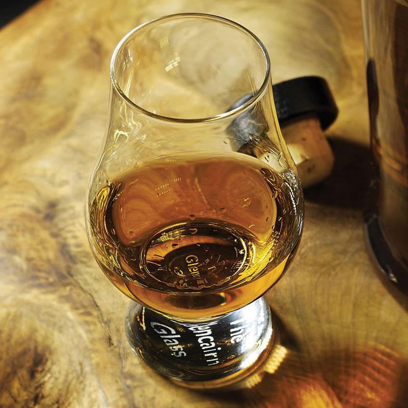 фото глинкерна с виски