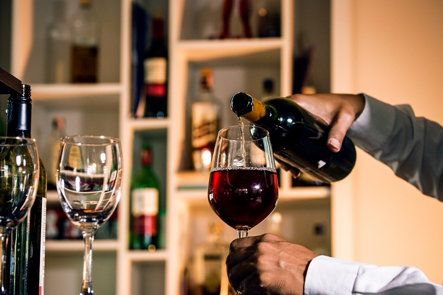 как пить вино барбареско