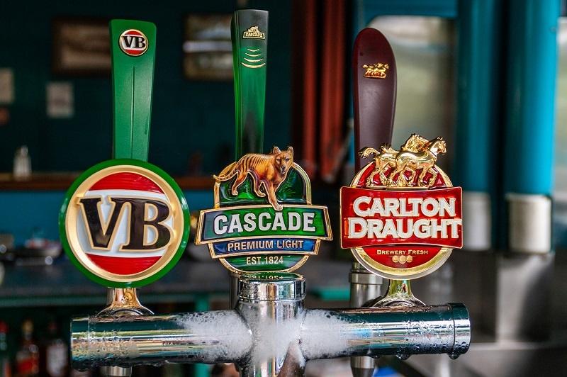 марки австралийского пива