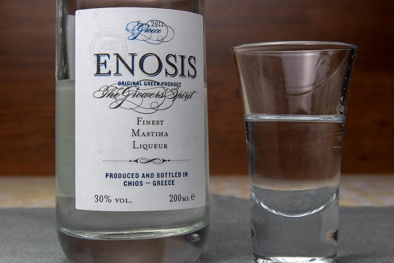 фото напитка мастика эносис