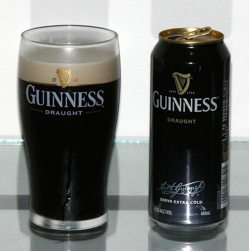 фото пива Гиннес драфт