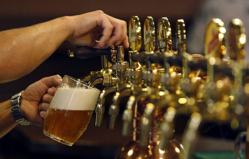 фото разливного драфтового пива