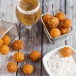 сырные шарики к пиву