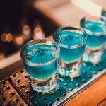 алкогольный коктейль Цунами