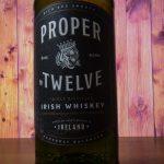 этикетка виски Пропер Твелв
