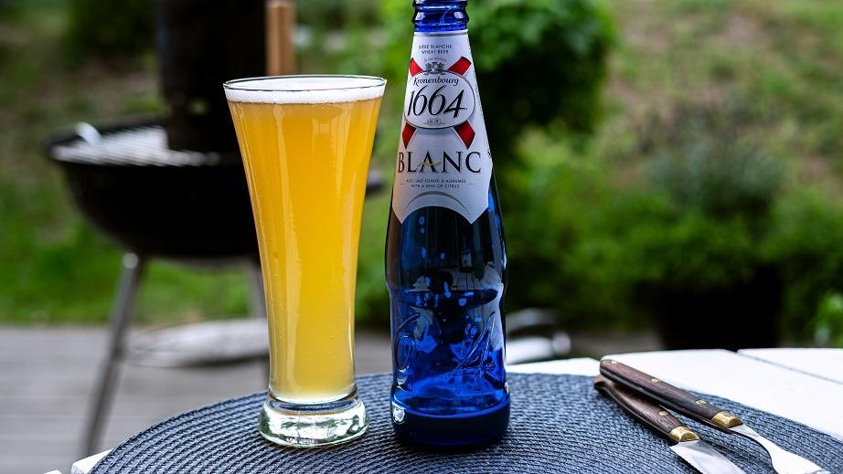 французская марка пива Кроненбург