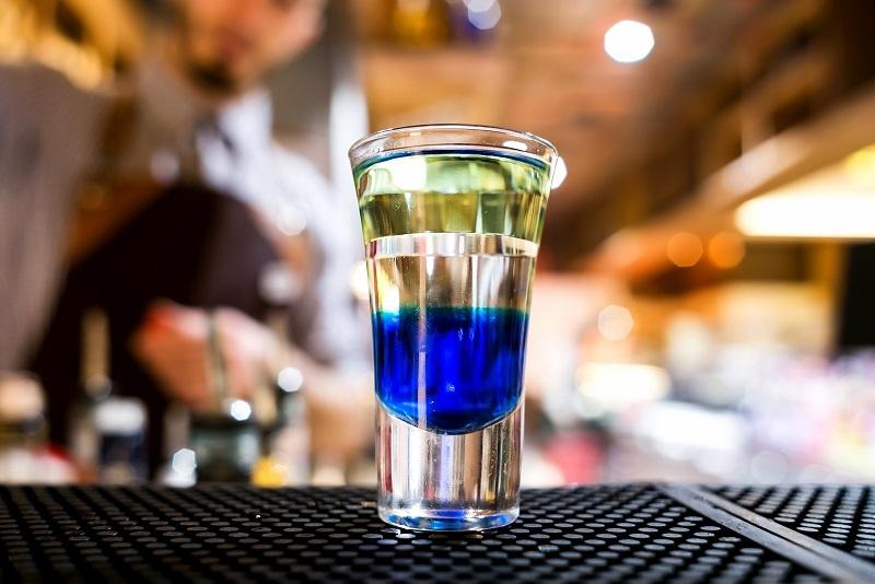 фото коктейля Цунами