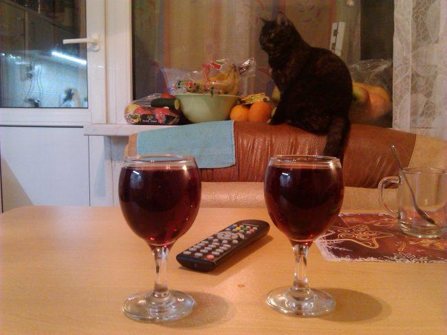 Как сделать вино из угорки фото 491