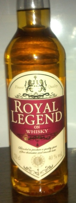 фото вискового напитка Royal Legend