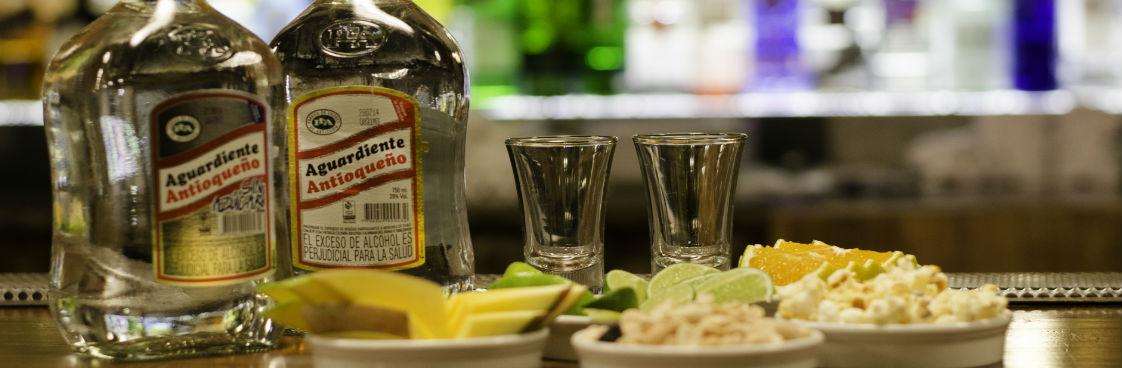 фото как правильно пить Агуардьенте